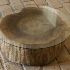 Stolek z Jilmového dřeva