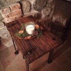 Stolek - staré dřevo