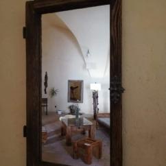 Zrcadlo z rámu