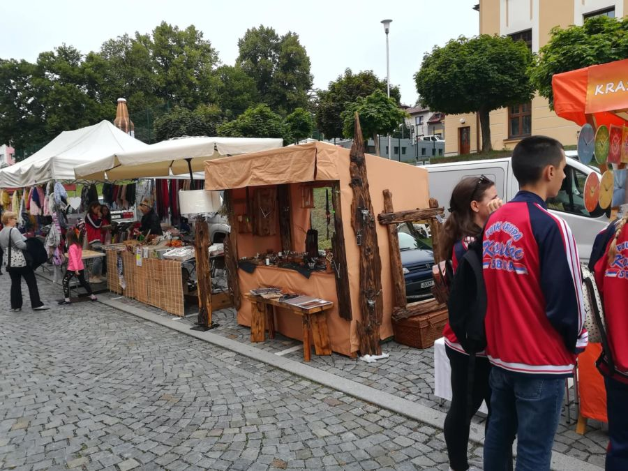 64.Mezinárodní folklorní festival Červený Kostelec1