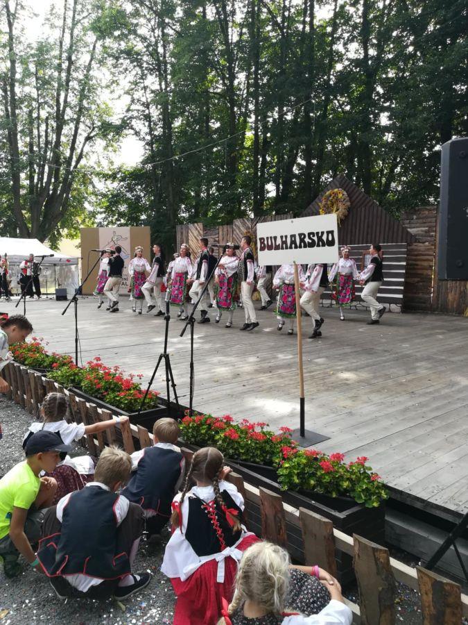 64.Mezinárodní folklorní festival Červený Kostelec2