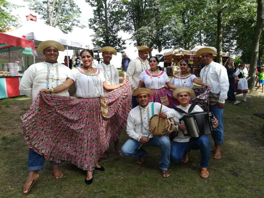 64.Mezinárodní folklorní festival Červený Kostelec3