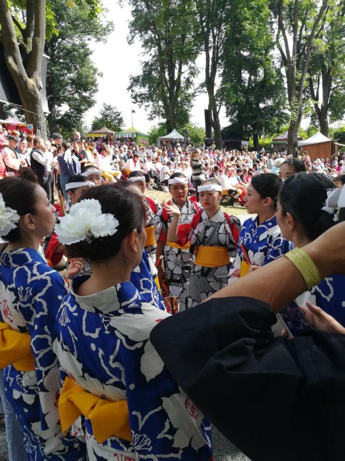 64.Mezinárodní folklorní festival Červený Kostelec7